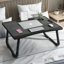 Folding Laptop Table Without Drawer