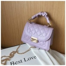 Texture Leather Bag