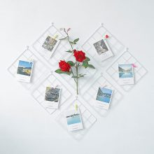 Nordic Square Small Wall Hanging Grid